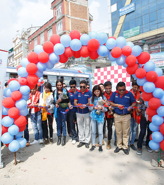 City Express launches free transport service for Dashain festival